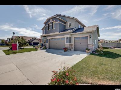 Eagle Mountain Single Family Home For Sale: 4284 E Inverness Ln