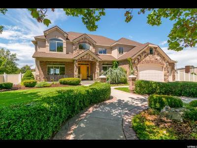 Sandy Single Family Home For Sale: 10908 S Prescott Dr