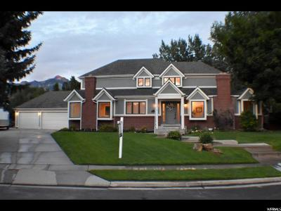 Sandy Single Family Home For Sale: 11027 S Ryan Park Ave