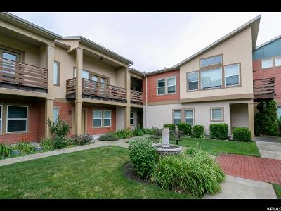 South Jordan Townhouse Under Contract: 3772 W Periwinkle Dr S #28-9