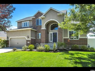Riverton Single Family Home Under Contract: 2659 W 13220 S