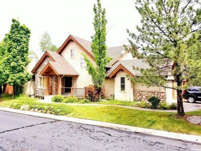 Holladay Condo For Sale: 6508 S Canyon Ranch Rd E