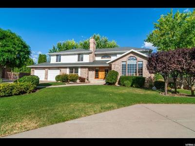 Roy Single Family Home Backup: 1694 W 4475 S