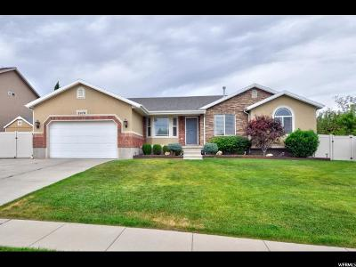 West Jordan Single Family Home Under Contract: 9278 S Winter Berry Dr W