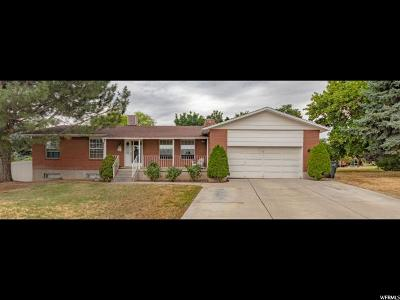 South Jordan Single Family Home For Sale: 4115 W Kirkwall S