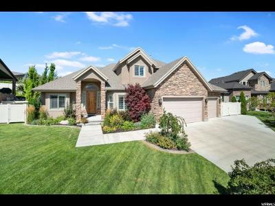 Bluffdale Single Family Home For Sale: 15604 Packsaddle