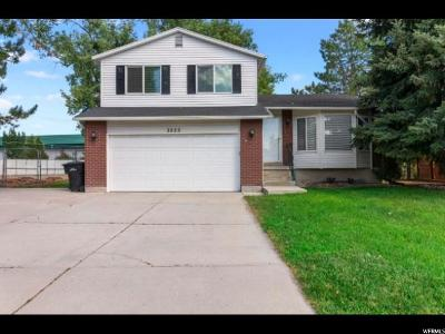 West Jordan Single Family Home For Sale: 3223 W 6960 S
