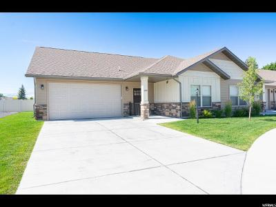 Hyrum Townhouse Under Contract: 659 E 50 S