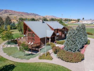 Dayton Single Family Home For Sale: 4865 W W Hwy 36