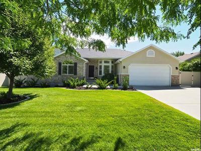 Herriman Single Family Home Under Contract: 13979 S Sierra Glow Ln