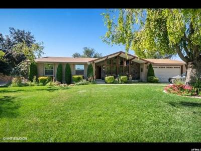 West Jordan Single Family Home Under Contract: 2551 W 6900 S