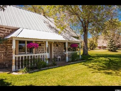 Midway Single Family Home For Sale: 501 River Rd