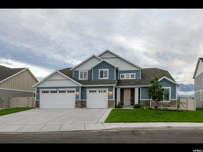Lehi Single Family Home Under Contract: 891 E 1630 S