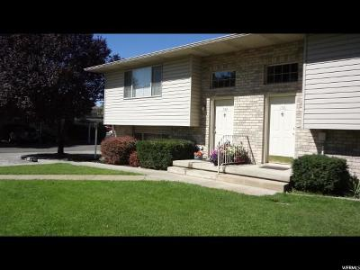 Spanish Fork Townhouse For Sale: 132 N 300 W