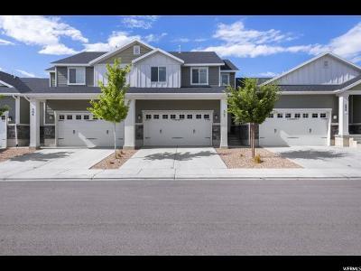 Draper Townhouse Under Contract: 502 W Sunpark Ln S