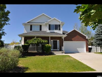 Herriman Single Family Home Under Contract: 6045 W Olympiad Ln