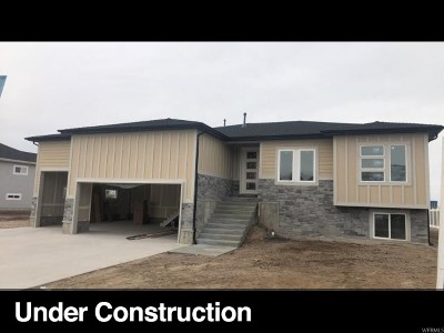 Farr West Single Family Home For Sale: 3363 N 2900 W #144