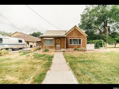Nephi Single Family Home Backup: 493 E 100 S