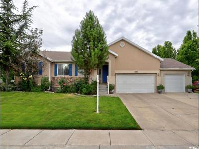 Cedar Hills Single Family Home Under Contract: 4308 W Lakeview Dr N