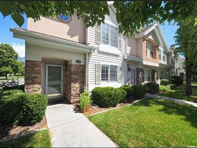 Draper Townhouse Under Contract: 12011 S Fort Draper Ave