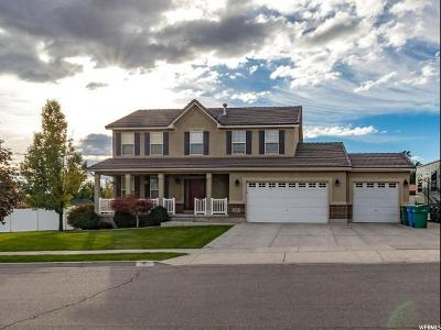 Lehi Single Family Home Under Contract: 3285 N 560 W