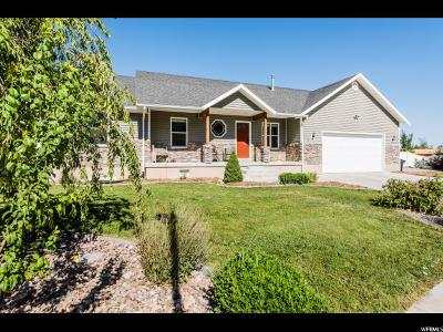 Hyrum Single Family Home Backup: 1377 E 50 S