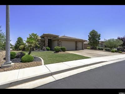 St. George Single Family Home For Sale: 57 S Acantilado Dr