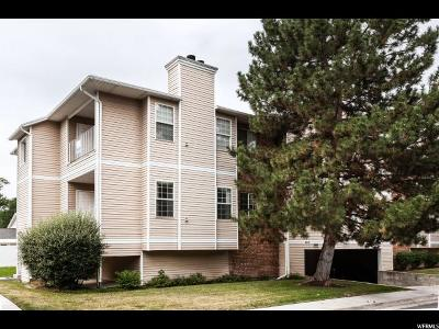 Sandy Condo For Sale: 806 E Gatewood Dr #3B