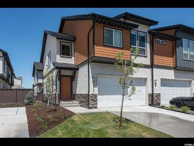 Bluffdale Townhouse Under Contract: 14756 S Nob Ln