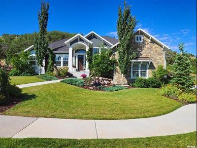 Draper Single Family Home Under Contract: 14646 S Woods Landing Ct