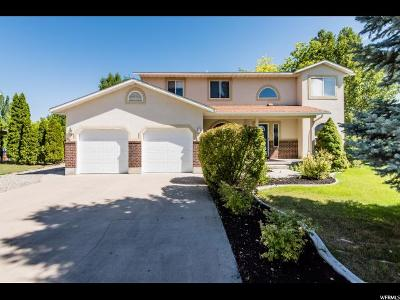 Logan Single Family Home For Sale: 1235 W 350 S