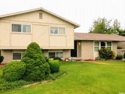 Orem Single Family Home For Sale: 1111 W 40 S