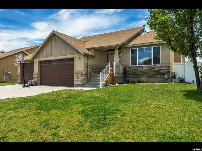 West Jordan Single Family Home Backup: 6782 S Ticklegrass Rd