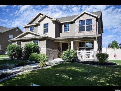 Springville Single Family Home Under Contract: 229 N 600 W