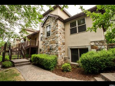 Provo Townhouse For Sale: 4217 N Waterford Ct E