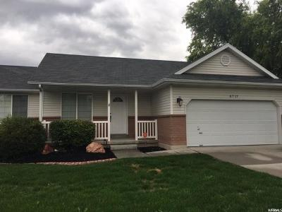 West Jordan Single Family Home Under Contract: 8717 S 5170 W