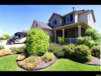 West Jordan Single Family Home Under Contract: 7513 S Park Maple Dr