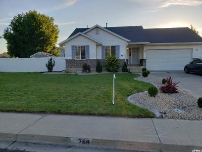 Spanish Fork Single Family Home For Sale: 768 S 1100 E