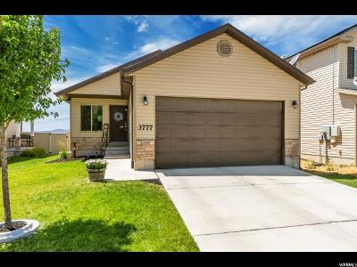 Eagle Mountain Single Family Home For Sale: 3777 N Tumwater West Dr W