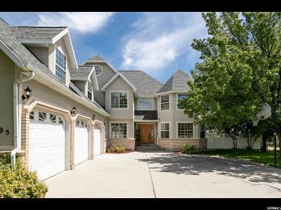 South Jordan Single Family Home For Sale: 11695 Lampton View Dr