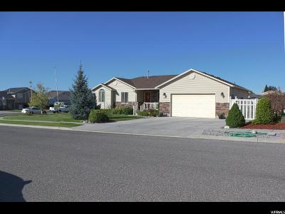 Tremonton Single Family Home For Sale: 910 N 2440 W