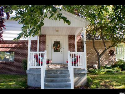 Tremonton Single Family Home For Sale: 165 E 500 N