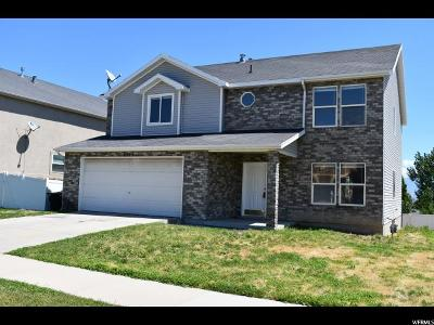 West Jordan Single Family Home For Sale: 8289 S Oakvista Dr W