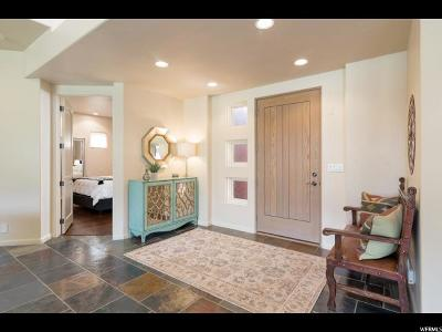 St. George Single Family Home For Sale: 2255 N Tuweap Dr #59