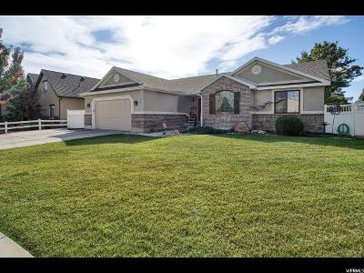 Riverton Single Family Home For Sale: 4541 W Park Bend Ct