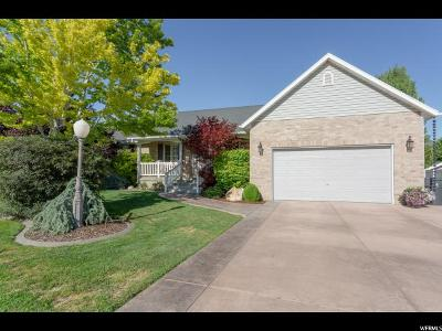 Pleasant Grove Single Family Home Under Contract: 842 N 1450 W