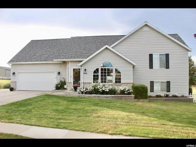Bluffdale Single Family Home For Sale: 1936 W River View Dr