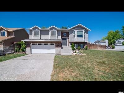 West Jordan Single Family Home Under Contract: 6928 S Foxflower Ct