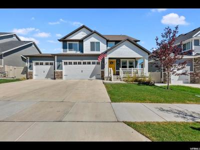 Herriman Single Family Home For Sale: 4496 W Lower Meadow Dr