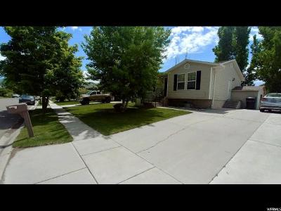 Tremonton Single Family Home For Sale: 536 W 800 S